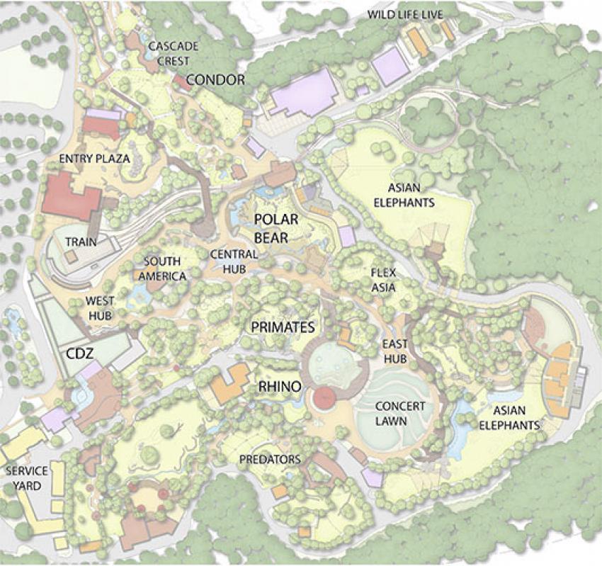 Oregon Zoo Bond Citizens Oversight Committee meeting Oregon Zoo