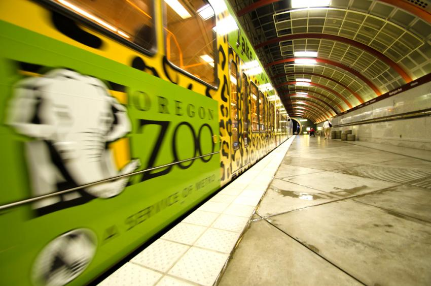 Getting to the zoo and parking | Oregon Zoo