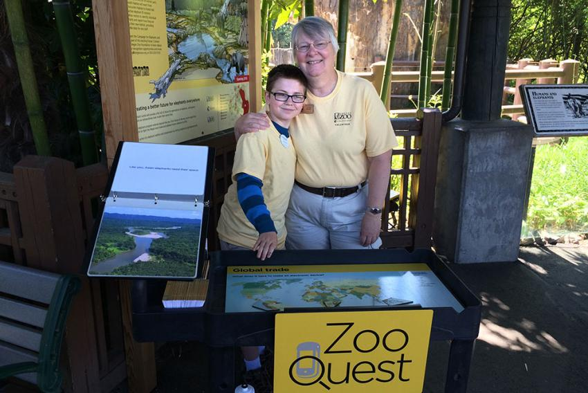 Zoo Ambassadors | Oregon Zoo