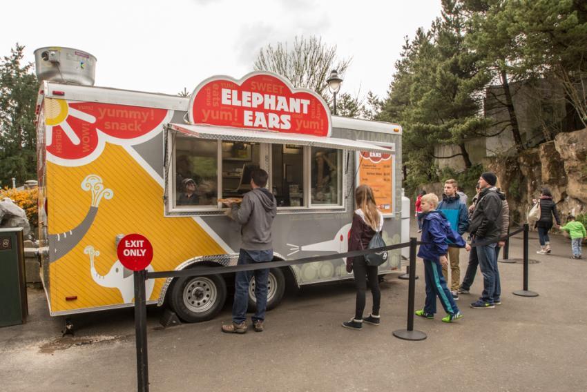Food At The Zoo Oregon Zoo