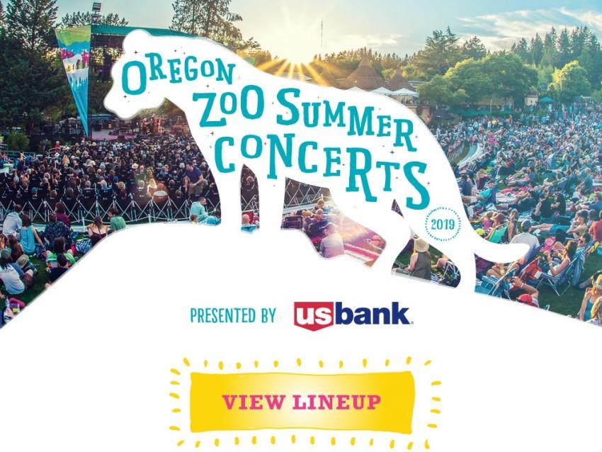 Summer Concerts Oregon Zoo