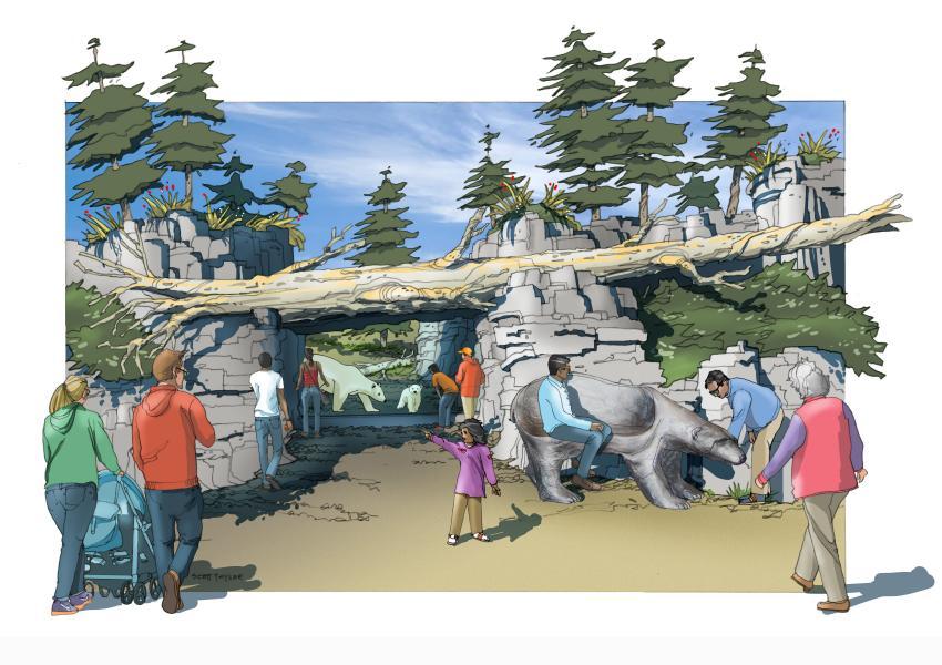 Polar Passage Oregon Zoo