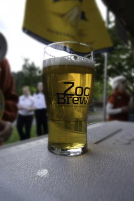 What has seven trunks and hops? Zoo Brew at the Oregon Zoo